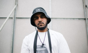 Take a ride with East London MC Jammz on the night of his EP release