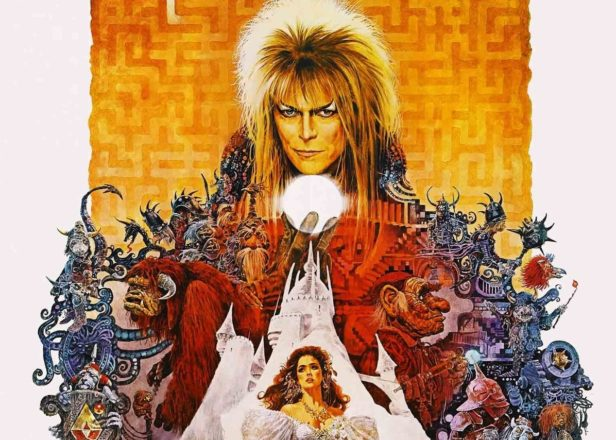 David Bowie And Trevor Jones Labyrinth Soundtrack To Be
