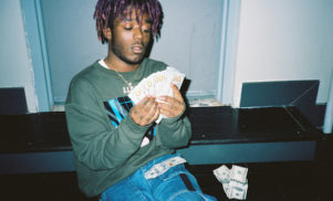 SoundCloud sent Lil Uzi Vert a trophy for getting the most follows in 2016