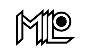 What is up with Milo Yiannopoulos' shitty brostep DJ logo?