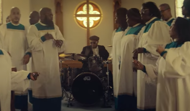Watch Anderson .Paak perform 'Come Down' with a gospel choir
