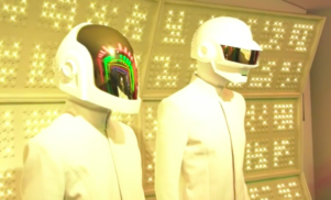 Step inside Daft Punk's spacey LA pop-up shop