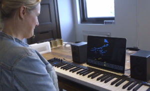 Google has built an AI pianist that can play a duet with you