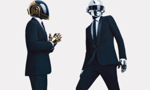 Daft Punk announce LA pop-up shop with retrospective artwork, robot helmets and more
