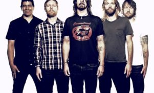Foo Fighters added as second headliners at Glastonbury Festival