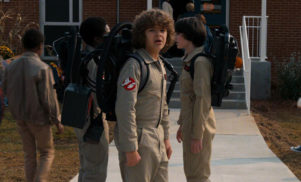 Watch the intense first trailer for Stranger Things season two
