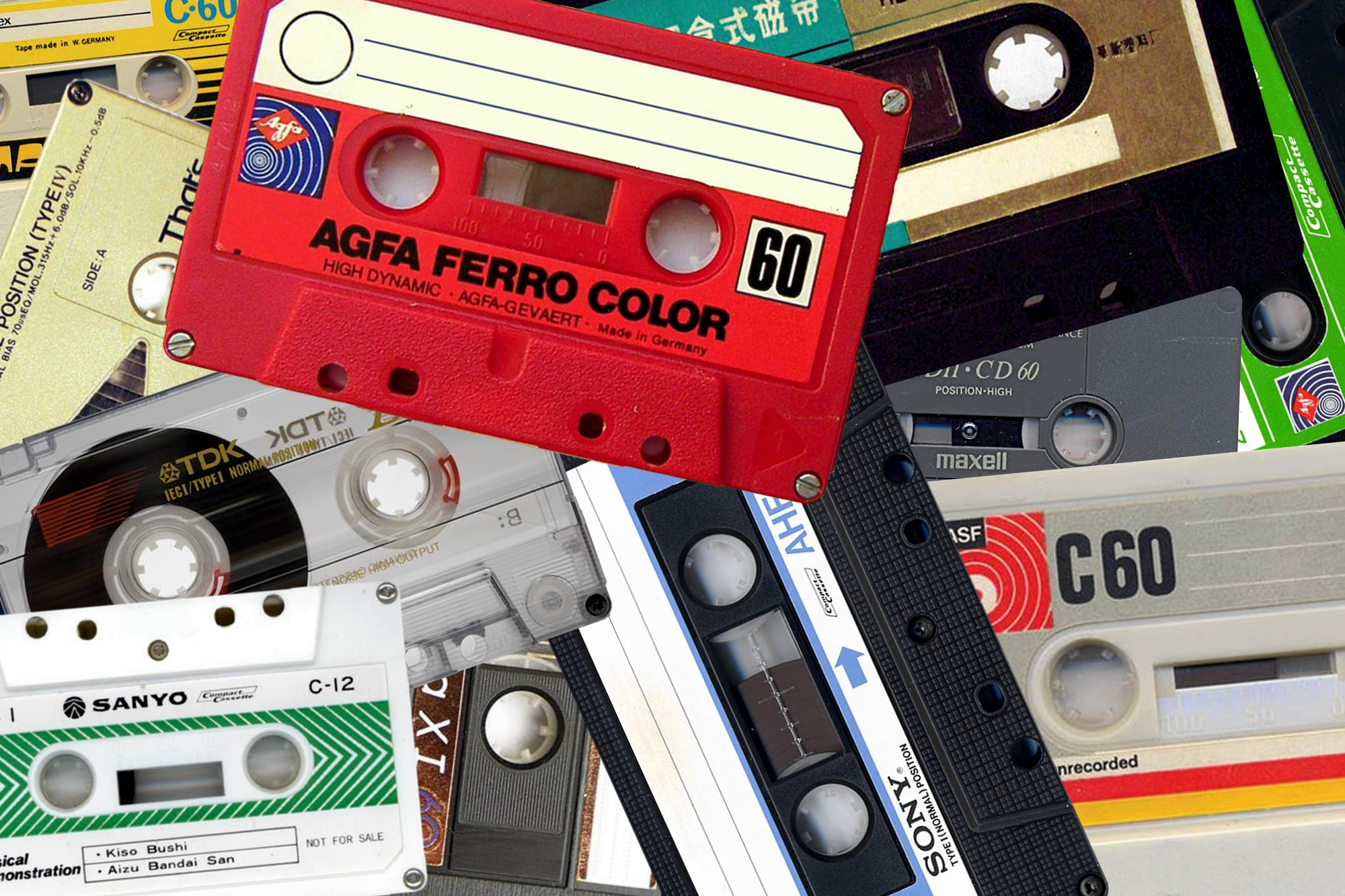 The cassette revival needs blank tapes – meet the hoarders