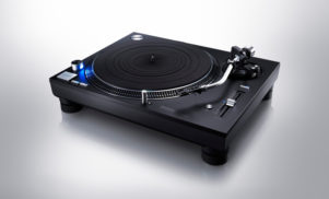 Technics is releasing a black SL-1210GR turntable