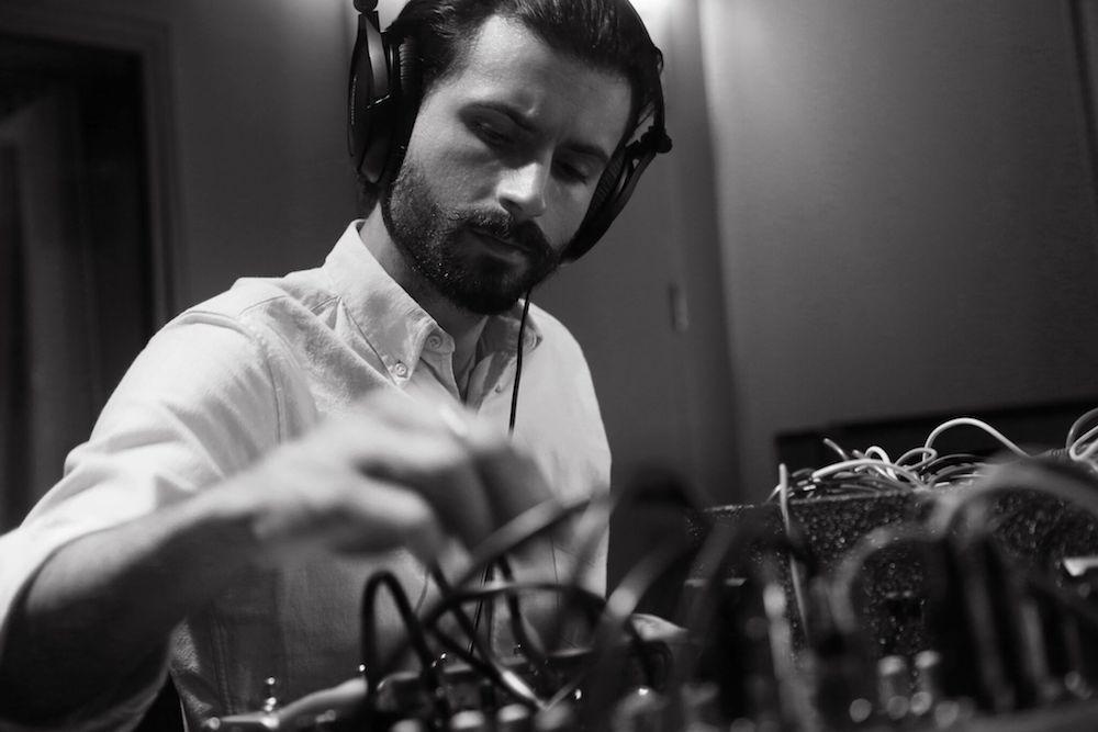 Evan Caminiti collaborates with Jefre Cantu-Ledsema on new track 'Joaquin'