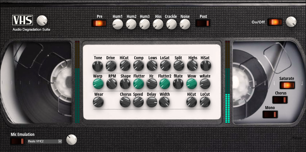 This free Reaktor effect gives your music the sound of an