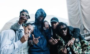 Listen to Section Boyz's new mixtape Soundcheck