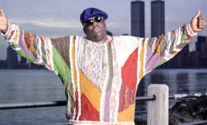 The Notorious B.I.G. anniversary pop-up shop launching in London