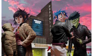 Gorillaz to headline new UK festival Demon Dayz curated by Damon Albarn and Jamie Hewlett