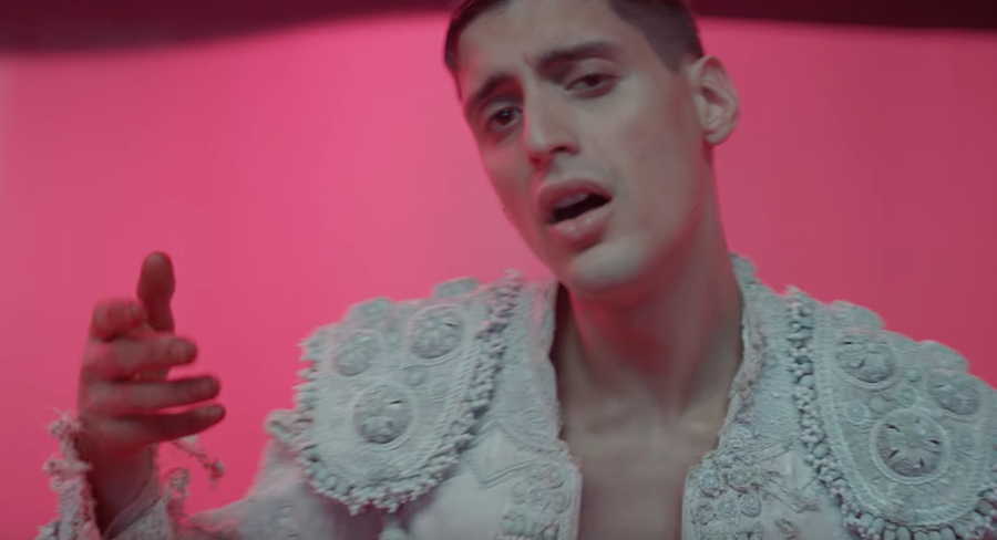 Watch the video for Arca's 'Reverie'