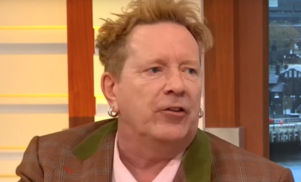 "Sex Pistols' John Lydon calls Trump a ""possible friend"", backs Brexit"