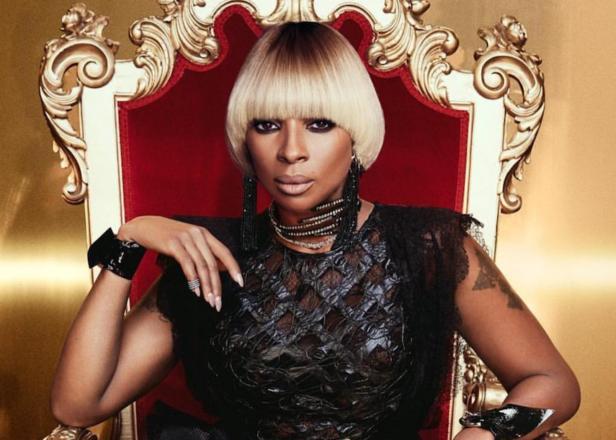 Mary J. Blige announces new album Strength of a Woman feat. Kanye West, Missy Elliott
