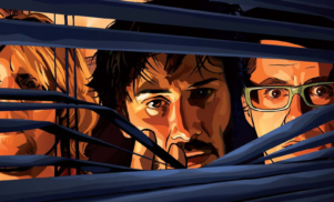 A Scanner Darkly soundtrack gets debut vinyl release