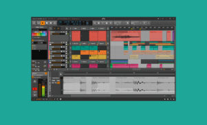 Bitwig Studio 2.1 adds new Amp device and more MIDI tools