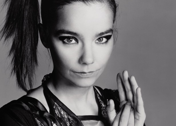 Björk played a surprise DJ set at London's tiny Corsica Studios last
