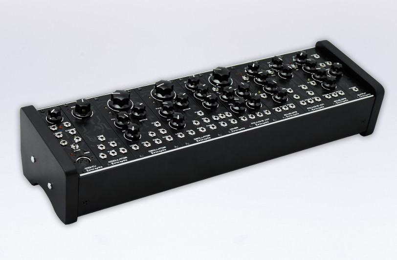 These Eurorack modules are inspired by the Soviet-era Polivoks synth