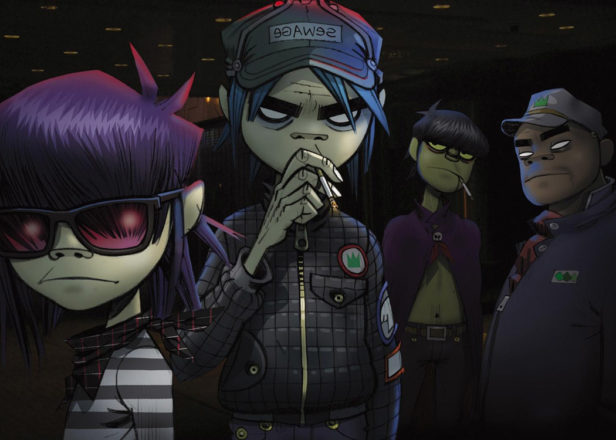 Gorillaz Announce New Album Humanz Feat Grace Jones Kelela Danny
