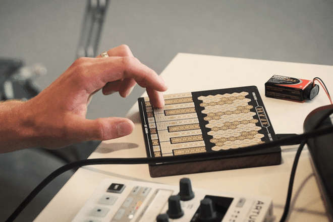 Hyve touch synthesizer launches on Kickstarter