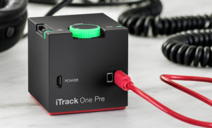 This tiny cube could be the easiest way to record vocals on your iPhone