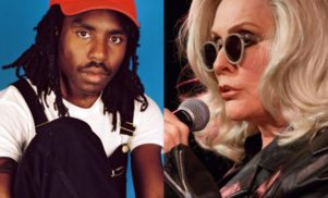 Blood Orange reunites with Blondie to pen 'Heart of Glass'-inspired track