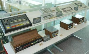Take a virtual tour of Roland's private museum packed with classic synths