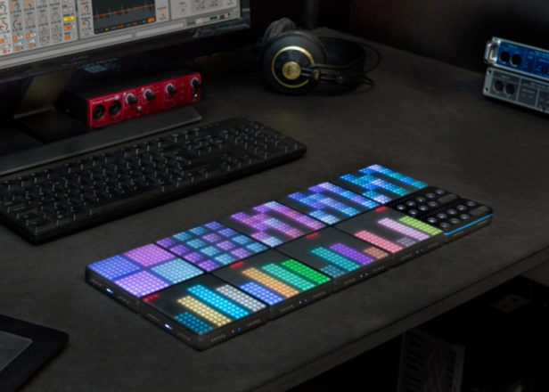 ROLI Blocks wireless touch instruments now control third-party software