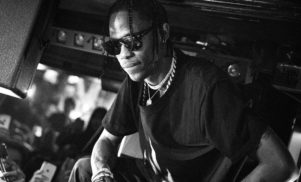 "Travis Scott launches ""no bullshit"" record label to support up-and-coming artists"