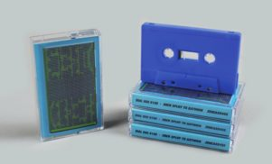 Ninja Tune drops another mysterious cassette, UBER SPLIFF TO GATWICK