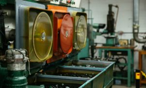 A vinyl pressing plant has opened in Berlin