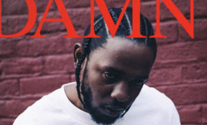 Kendrick Lamar's new album DAMN. is getting a vinyl release