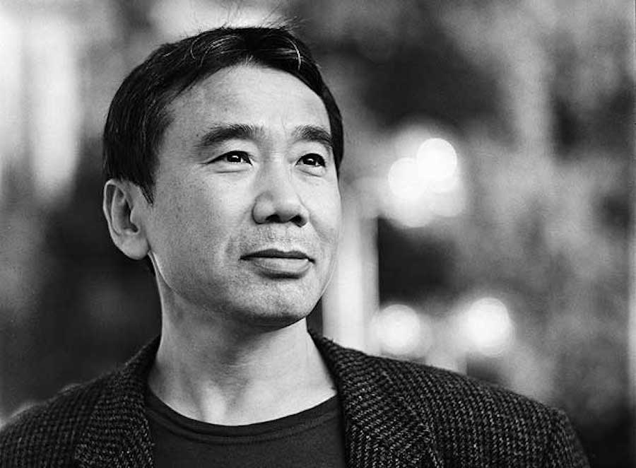 Listen to over 3000 songs from author Haruki Murakami's record collection