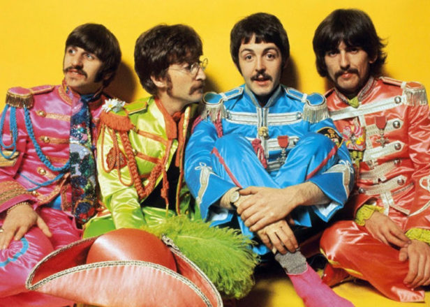 Hear an unreleased version of The Beatles' 'Sgt  Pepper's
