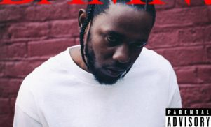 Kendrick Lamar's new album is called DAMN. and features Rihanna and U2