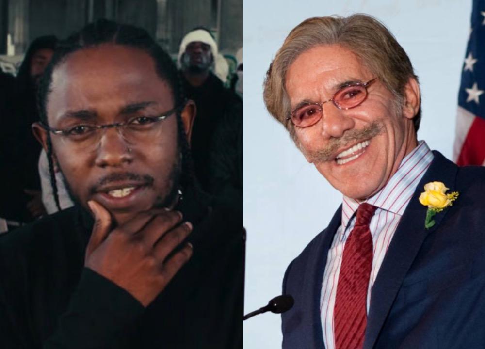 Kendrick responds to Fox News' Geraldo Rivera