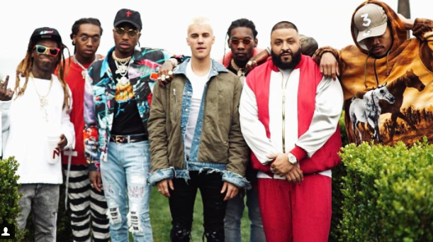 DJ Khaled announces 'I'm The One' featuring Chance, Lil Wayne