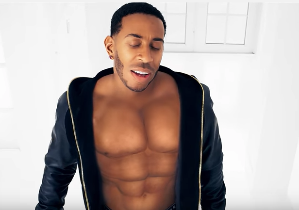 Ludacris responds after fans call him out for ridiculous CGI abs in new video