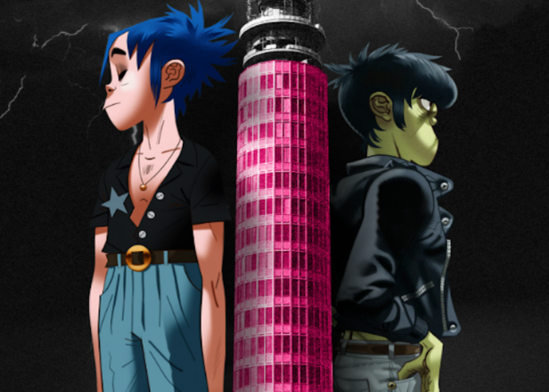 Gorillaz members announce first ever on-camera interview