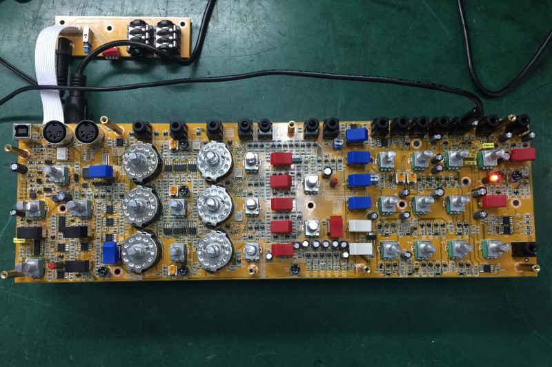 Behringer's Minimoog clone has a working prototype