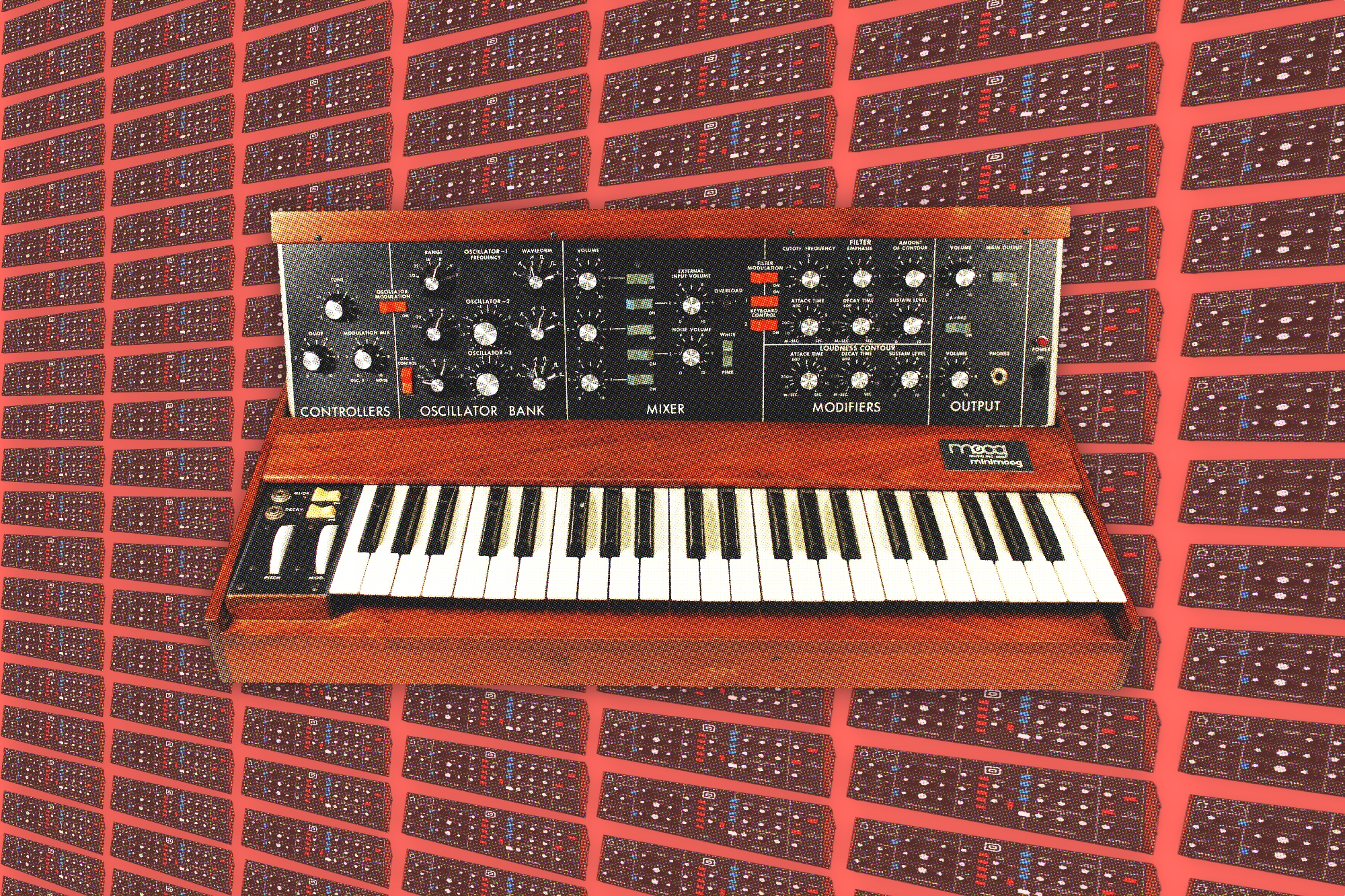 Attack of the clones: Is Behringer's Minimoog a synth replica too far?