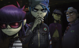 Gorillaz launch listening party event for new album Humanz