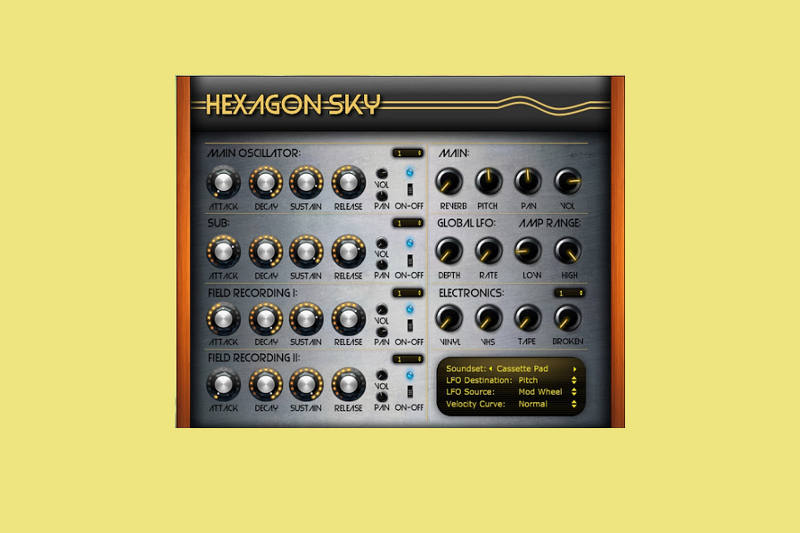 This retro plug-in will help you sound like Boards of Canada