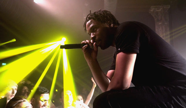 Avelino wants no bad energy in our short film about the rising Tottenham MC