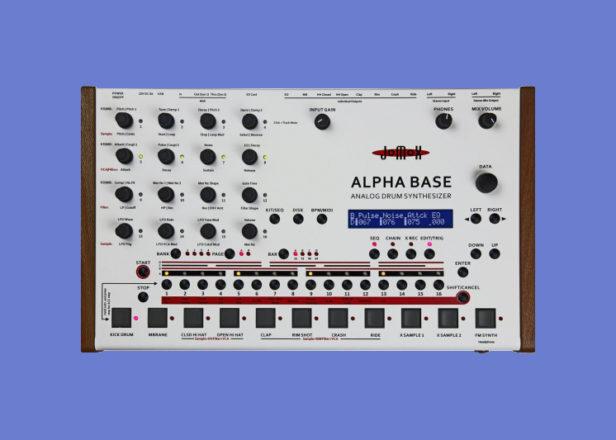 NEW PERFECT CIRCUIT Jomox Alpha Base Synth DRUM MACHINE