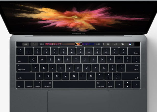 This free plug-in turns the MacBook Pro's Touch Bar into a
