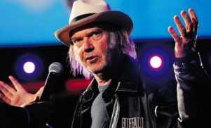Neil Young is lauching a streaming service called Xstream