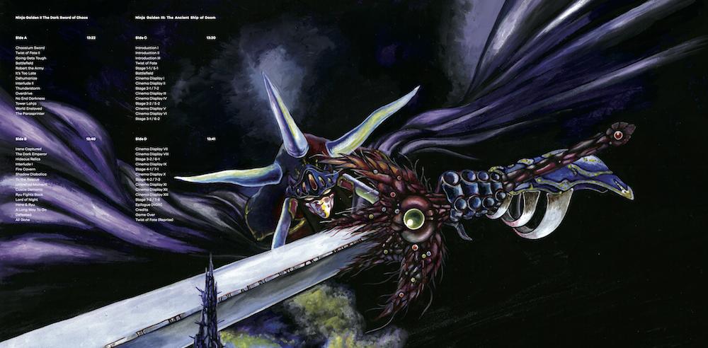 Brave Wave unveil remastered Ninja Gaiden trilogy soundtrack